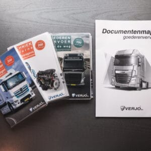 Theorieboeken vrachtwagen (rijbewijs C met code 95)
